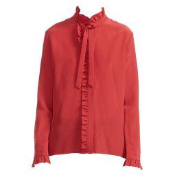 Carma Silk Shirt