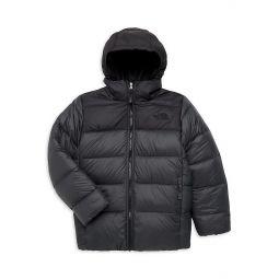 Little Boys & Boys Double-Down Puffer Jacket