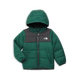 Little Boys Reversible Perrit Jacket