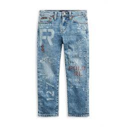 Little Boys & Boys Sullivan Slim-Fit Jeans