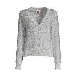 Sparkle Knit Cardigan
