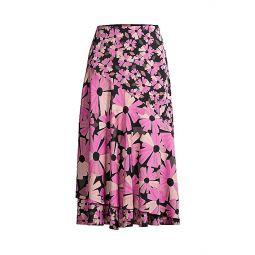 Wallflower Midi Skirt
