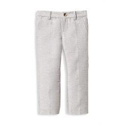 Babys, Little Boys & Boys Linen-Blend Straight Pants