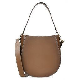 Maddy Leather Hobo Bag
