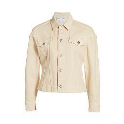 Washed Denim Jacket
