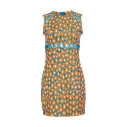 Cricket Floral Mini Dress