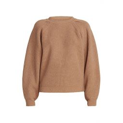 Billie Wool & Cashmere Knit Sweater
