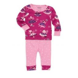Baby Girls Fairy Princess Top & Pants Set