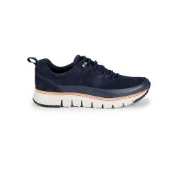 ZeroGrand Rugged Suede Sneakers