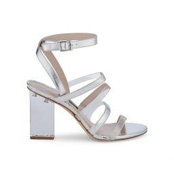 Mod Transparent Heel Sandals