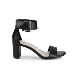Open-Toe Ankle-Strap Sandals