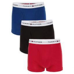 3-Pack Cotton Boxer Briefs