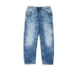 Little Boys & Boys Krooley Washed Out Jogger Jeans