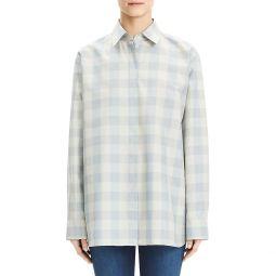 Fuji Check Button-Down Shirt