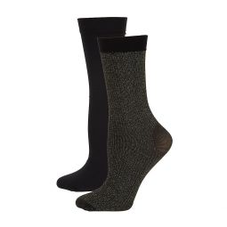 2-Pack Trouser Socks