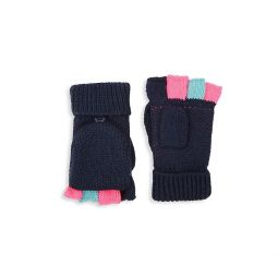Baby Girls & Little Girls Fingerless Mittens