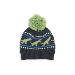 Baby Boys & Little Boys Pom-Pom Textured Beanie
