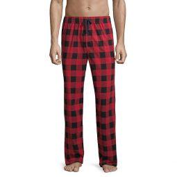 Gingham Pajama Pants