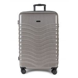 28 Expandable Spinner Suitcase
