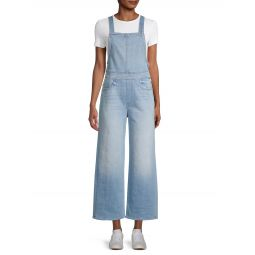 The Greaser Denim Overalls