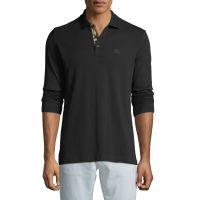 Mens Hartford Long-Sleeve Polo Shirt
