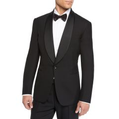 Mens Two-Piece Formal Tuxedo