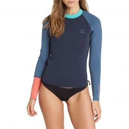 Billabong2mm Synergy Wetsuit Jacket - Womens
