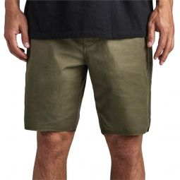 RoarkLayover Travel 19 Hybrid Shorts
