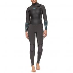Roxy3/2mm Syncro+ Chest Zip LFS Wetsuit - Womens