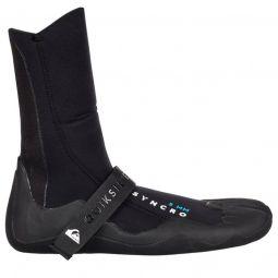 Quiksilver3mm Syncro Split Toe Wetsuit Boots