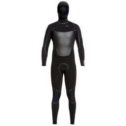 Quiksilver4/3 Syncro+ Chest Zip LFS Hooded Wetsuit