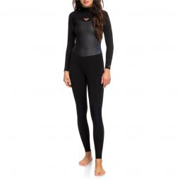 Roxy5/4/3 Syncro Back Zip GBS Wetsuit - Womens