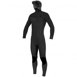 ONeill5/4+ Hyperfreak Chest Zip Hooded Wetsuit