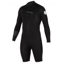 Rip Curl2/2 Aggrolite Long Sleeve Chest Zip Spring Suit