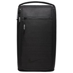 Nike Departure Golf Shoe Tote / Black/Black/Black