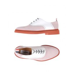 THOM BROWNE Laced shoes