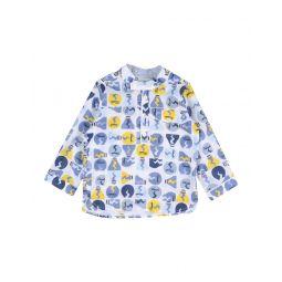 FENDI Patterned shirt