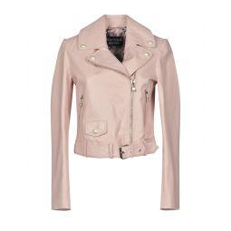 BOUTIQUE MOSCHINO Biker jacket