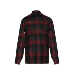 THEORY Checked shirt