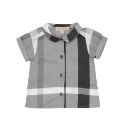 BURBERRY Patterned shirts & blouses