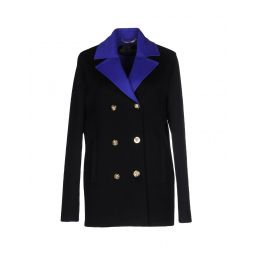 VERSACE Double breasted pea coat