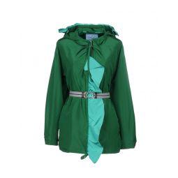 PRADA Belted coats