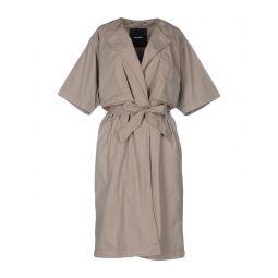 DIESEL Belted coats