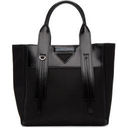 Black Ouverture Tote Bag