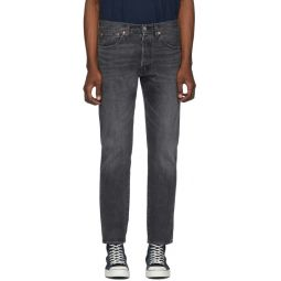 Grey 501 Slim Taper Jeans