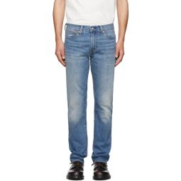 Blue 511 Slim-Fit Warm Jeans