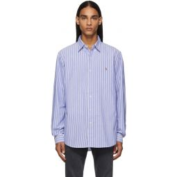 Blue & White Classic Shirt