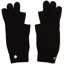 Black Larry Touchscreen Gloves