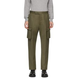 Green Norfolk Cargo Pants