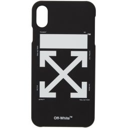 Black & White Arrow iPhone Max Case